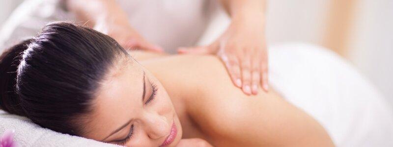 Lichaamsscrub met massage